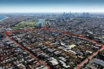 St Kilda Junction Area | Aerial Photography | 8 May 2012