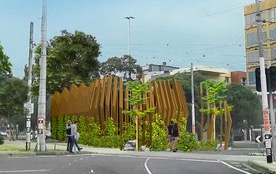 St Kilda Junction Substation - Architectural Options