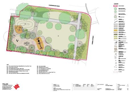 JAAG Chipton Park final design